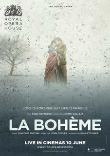 La Boheme - LIVE - Royal Opera House