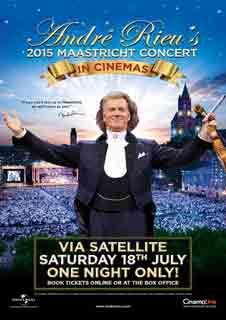 André Rieu's 2015 Maastricht Concert (ENCORE)