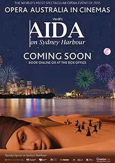 Aida on Sydney Harbour