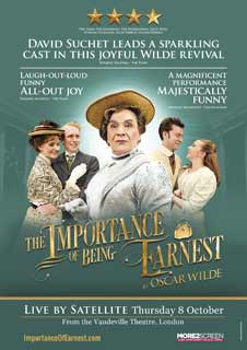 The Importance of Being Earnest (Live)